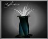 Turq Loft Refl Plant