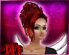 &m Raven Dark Red