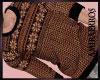 ~AEWinter Sweater[brown]