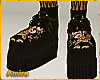 ♂ Club Creepers Print