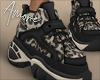 $ Leopard Sneakers