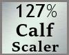 Scale Calf 127% M A
