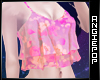 ♈ Floral Sheer