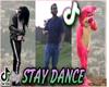Tiktok Stay Dance F