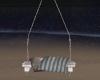 Flamingo Beach Swing