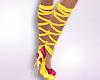 [E]Pinkie Pie Strap Heel