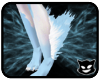 [PP] Legs Fur WhtBlu