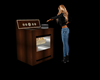 rustic kitchen animated