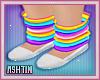 ! KID Color Crayon Shoes