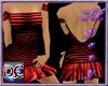 ~MR~ Stripe Red n Black