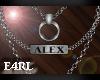 E: Alex Love Necklace