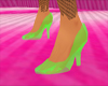 Toxic Cristal Shoes