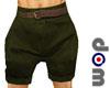 |dom| Olive Shorts