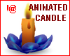 !@ Animated candle