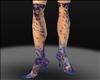 Saphire Pixie Boots