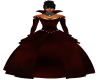 Scarlet Ball Gown