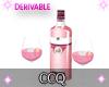 [CCQ]Drinks w/Wine glass