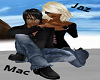 Mac n Jaz Sticker