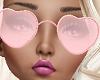 Pink Doll Sunglasses