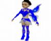 Lil Fairy Costume Blue