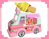 [S] Ice Cream Toy Van
