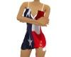 flagg dress