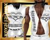 [L] Soulmate White Vest