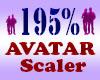 Resizer 195% Avatar