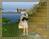 *OM*Heaven Angel Statue