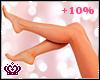 [K] Long Legs +10%