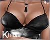 K black sexy top RL