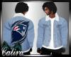 Denim Jacket Patriots
