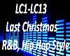 B.F Last Christmas R&B,