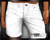 [BGD]Men Shorts-White