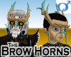 Brow Horns -Mens v1a