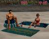 !Beach Towel Chat
