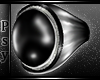 P™ Leo Pearl ring blk