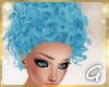 G- Lacey Curls SEA BLUE
