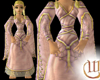 Priestess Gown - Pink