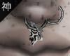 神 tribal septum M