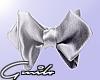 Bowtie Diamond Silver