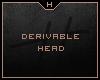 Derivable Head - H10