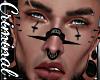 Unholy Face Tats
