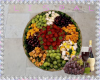 Wine Cheese  Fruit Plate