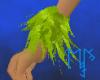 )L( Green Tufts
