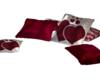 Valentine Love Pillows