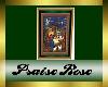 (PRS)Nativity wall hang