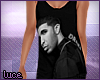 !L Drake Support Baggy T