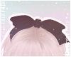 F. Cutie Bow Black