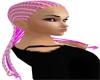 Afric Braid Blonde/Pink
